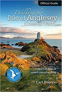 Walking the Anglesey Coastal Path book on Amazon