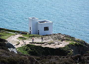 Elins tower at South Stack