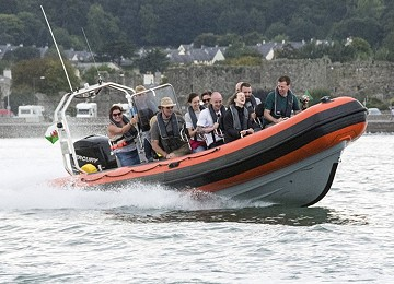 Seacoast Safaris at Beaumaris on Anglesey