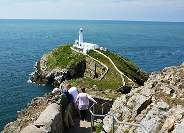 South Stack 400 steps