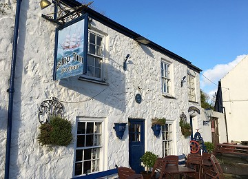The Ship Inn at Red Wharf Bay