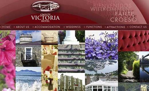 Victoria Hotel in Menai Bridge